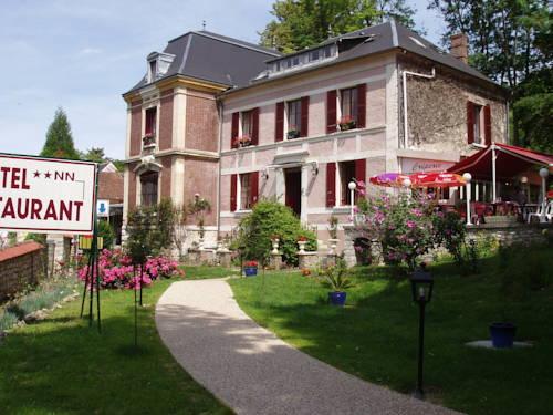 Hotel Restaurant La Musardiere : Hotel near Limetz-Villez