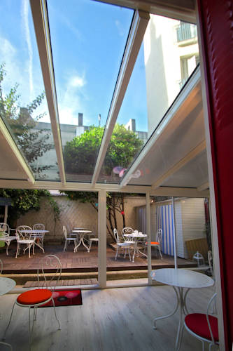 Hôtel Villa Sorel : Hotel near Boulogne-Billancourt