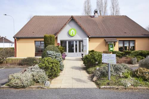 Campanile Nevers Nord - Varennes-Vauzelles : Hotel near Fourchambault
