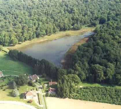 Gite de L'Hirondelle : Guest accommodation near Baulne-en-Brie