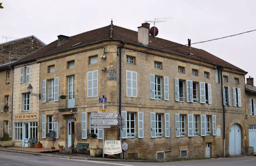 Hotel du Saumon : Hotel near Coulommes-et-Marqueny