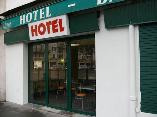 Hotel Bressan du XX° Siecle : Hotel near Viriat