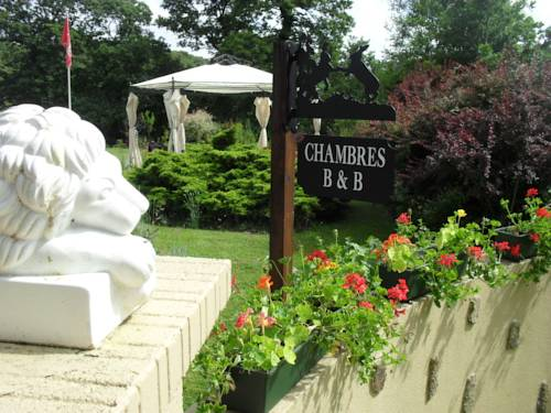 La Chevallerie : Bed and Breakfast near Isigny-le-Buat