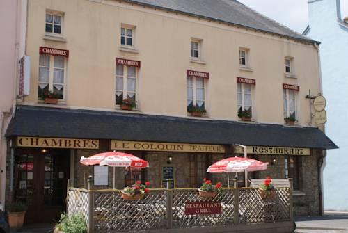 Le Colquin : Hotel near Angoville-sur-Ay