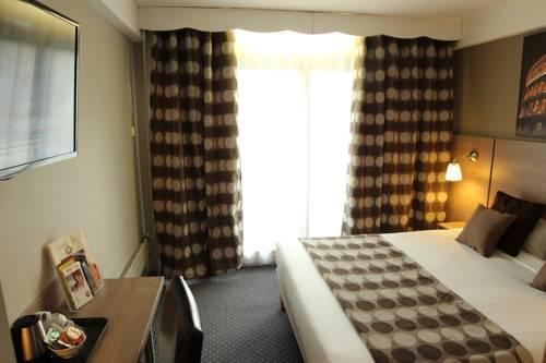 Inter-Hotel Grenoble Sud Villancourt : Hotel near Saint-Georges-de-Commiers