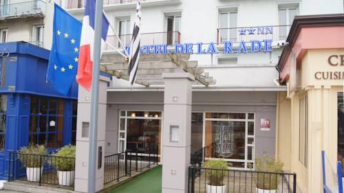 Hotel De La Rade : Hotel near Brest
