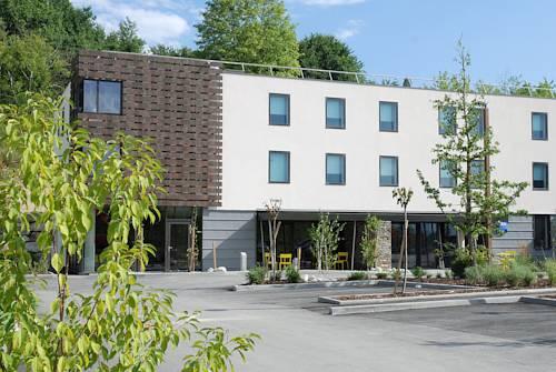 Ibis Budget Archamps Porte de Genève : Hotel near Reignier-Esery