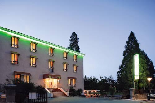 Logis Hotel Les Cedres : Hotel near Joyeuse
