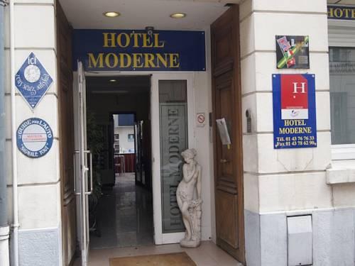 Hôtel Moderne : Hotel near Alfortville