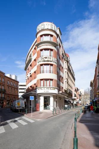 Hotel Ours Blanc - Wilson : Hotel near Toulouse