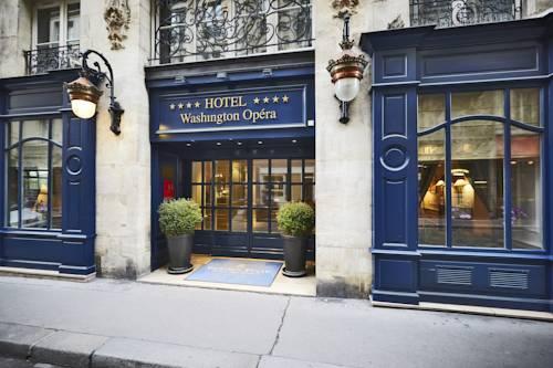 Golden Tulip Washington Opera : Hotel near Paris 2e Arrondissement