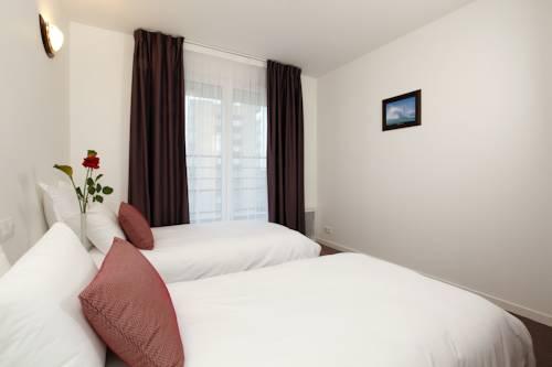 Appart'City Orléans : Guest accommodation near Orléans