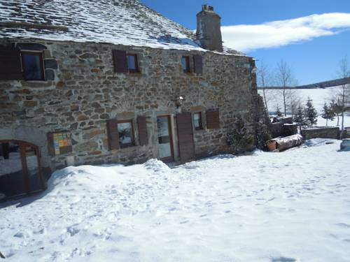 Gite Le Francillon : Guest accommodation near Borée