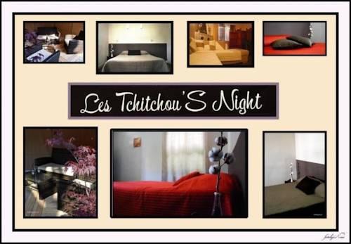 Les Tchitchou'S Night : Hotel near Bendejun