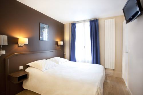 Nadaud Hotel : Hotel near Paris 20e Arrondissement