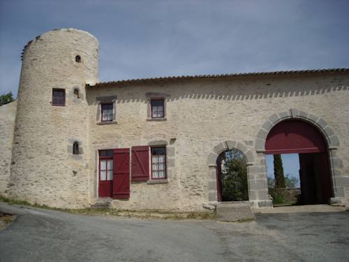 La Tour des Laudes : Bed and Breakfast near Saint-Pierre-du-Chemin