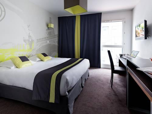 Lagrange Apart'Hotel Paris-Boulogne : Guest accommodation near Meudon