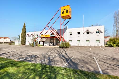 hotelF1 Agen : Hotel near Aubiac
