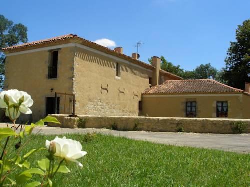 Chambres d'Hôtes Le Moulin de Laumet : Guest accommodation near Vic-Fezensac