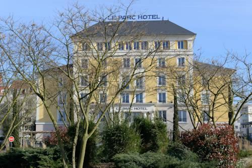 Plessis Parc Hôtel : Hotel near Le Plessis-Robinson
