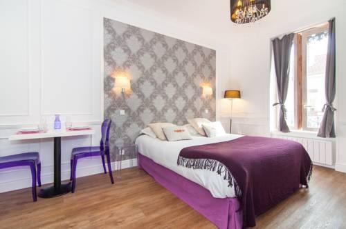 Les Charmettes du 6ème - Aulyondort : Apartment near Villeurbanne