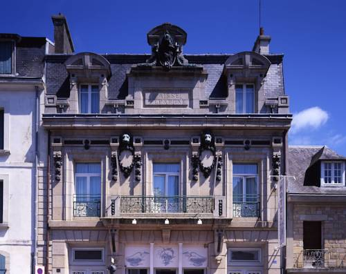 Hôtel Vintage : Hotel near Baye