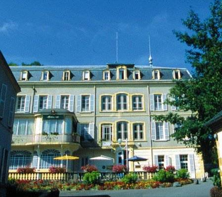 Grand Hotel : Hotel near Beaulon