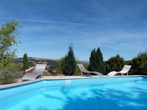 La Maison Bleue : Guest accommodation near Pousthomy