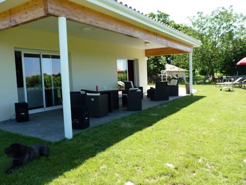 Gîte Les Vignes : Guest accommodation near Avéron-Bergelle