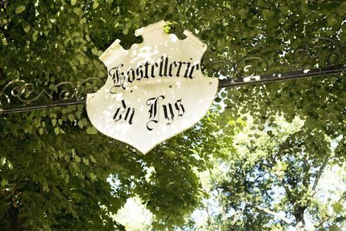 Hostellerie Du Lys : Hotel near Bruyères-sur-Oise