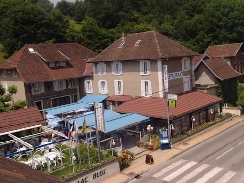 Hostellerie du Lac bleu : Hotel near Saint-Blaise-du-Buis
