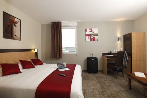 Brit Hotel Saumur : Hotel near Artannes-sur-Thouet