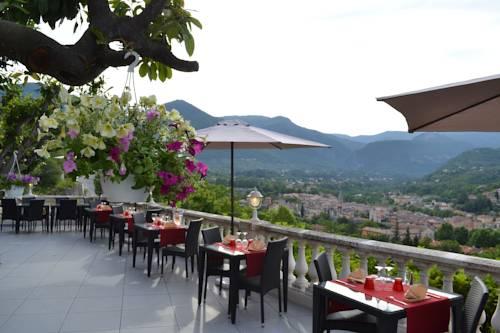 L'Auberge Provencale : Hotel near Castillon