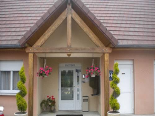 Europe Hotel : Motel near Flacey-en-Bresse