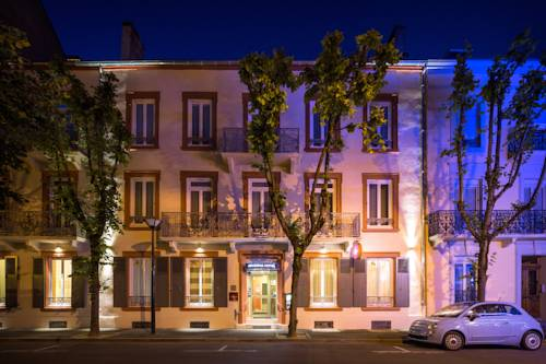 Arverna Citotel Vichy : Hotel near Cusset