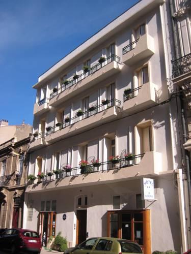 Le National : Hotel near Sète