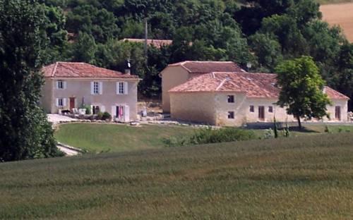 L'Hermitage de Bidouchac : Bed and Breakfast near Bonas