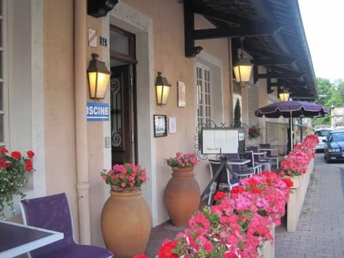 Hotel Des Négociants : Hotel near Saint-Barthélemy-Grozon