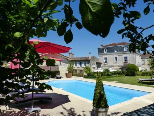 Les Tuileries de Chanteloup : Guest accommodation near La Roche-Chalais