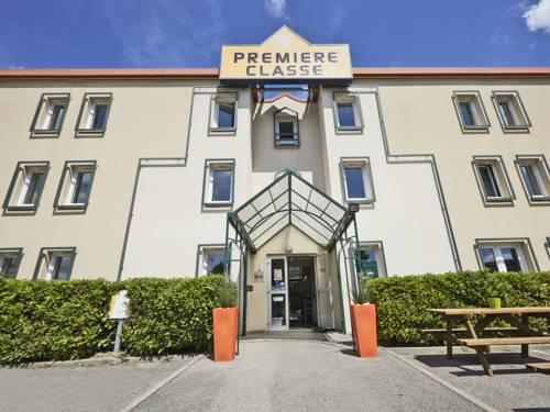 Première Classe Lyon Nord - Genay-Massieux : Hotel near Parcieux
