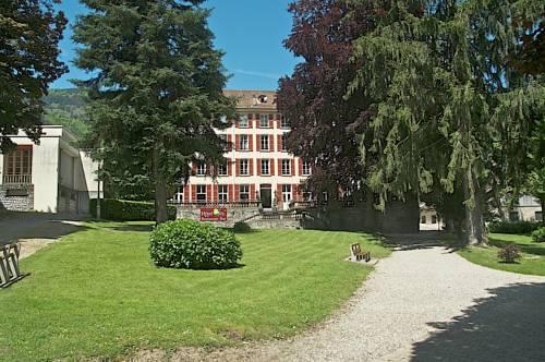 Hôtel du Parc : Hotel near Allevard