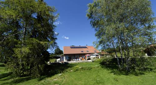 Chambres & Gites les Pelaz : Guest accommodation near Le Grand-Abergement