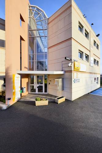 Première Classe Nemours : Hotel near Paley