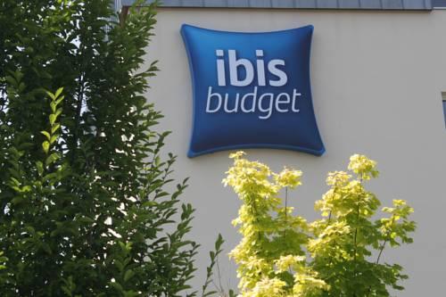 ibis budget Amboise : Hotel near Saint-Martin-le-Beau