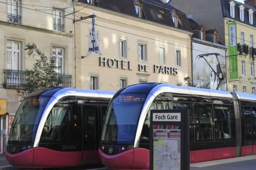 Hôtel De Paris : Hotel near Dijon