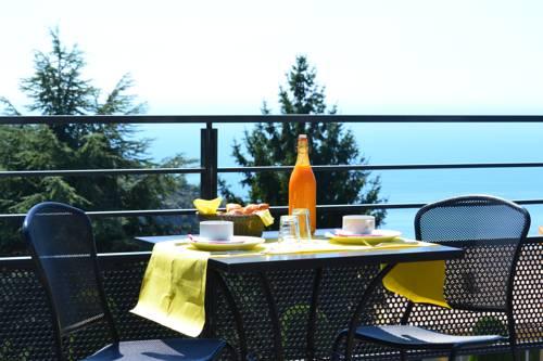 Eza Vista : Guest accommodation near Èze