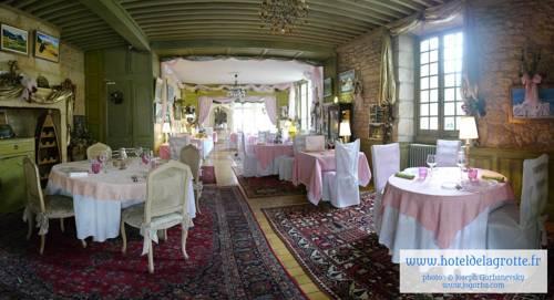 Hotel de la Grotte : Hotel near Montignac