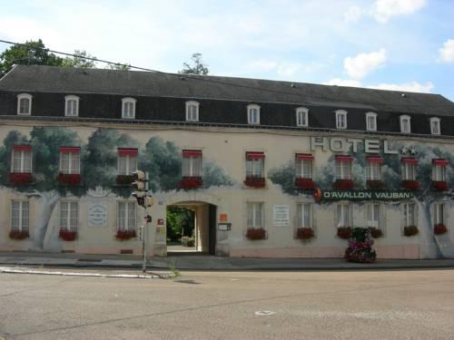 Citotel Avallon Vauban : Hotel near Yonne