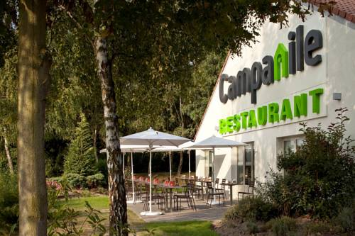 Campanile Valenciennes - Petite-Forêt : Hotel near Bellaing