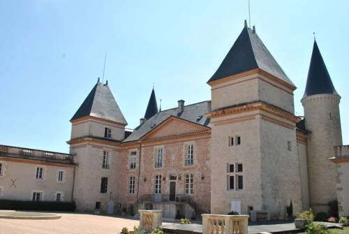 Chateau Saint Marcel : Hotel near Bon-Encontre